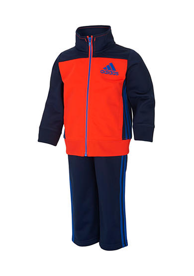 Under Armour® Qualify Tricot Set Boys 4-7
