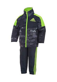 adidas Print Pant And Jacket Set