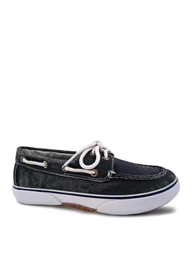 Sperry® Halyard Boat Shoe - Boy Sizes 13 - 6