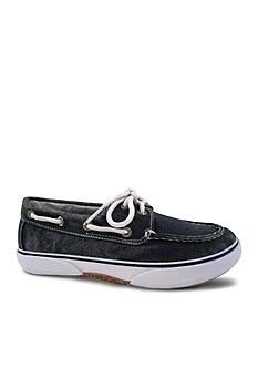 Sperry Halyard Boat Shoe - Boy Sizes 13 - 6