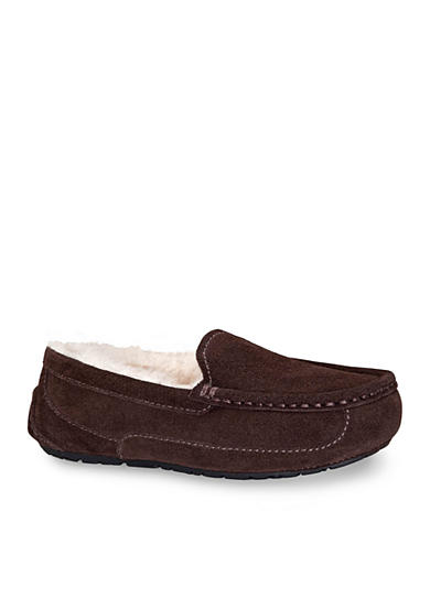 UGG® Australia Ascot Slipper Boy Sizes 13 - 5