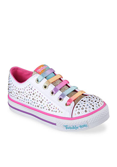 Skechers Twinkle Toes Twirly Toes Sneakers - Toddler/Youth Sizes