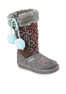 Skechers Glamslam Boots - Girl Youth Sizes