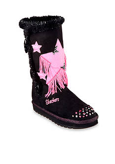 Skechers Keepsakes Boots - Girl Toddler Sizes