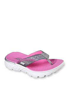 Skechers On-The-Go 400 Lil Pizazz Sandal - Girls Toddler/Youth Sizes
