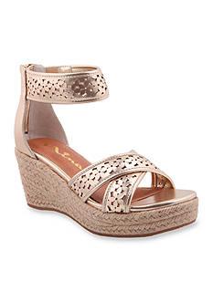 Nina Chicory Wedge Sandal - Girls Youth Sizes