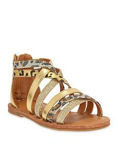 Nina Honey Gladiator Sandal