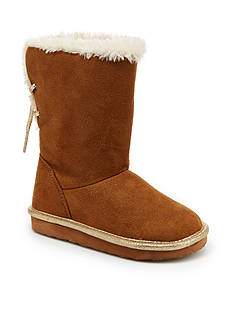 OshKosh B'gosh Ivory Boots - Girl Toddler Sizes