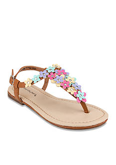 Rampage Bailey Flower Sandal - Girls Toddler/Youth Sizes