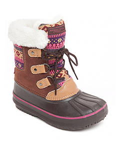 London Fog Tottenham Short Cold Weather Boot - Girl Youth Sizes