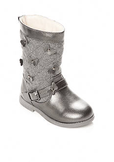 Rampage Lil Gabrielle Quilted Butterfly Boot - Toddler Sizes