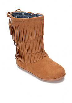 Rampage Lil Heather Fringe Boot - Toddler Sizes