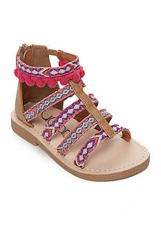 Sugar Funnel Cake Sandal - Girls Toddler/Youth Sizes