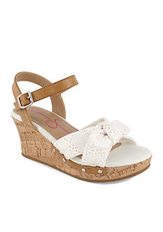 Jessica Simpson Fabiana Sandals - Girls Toddler/Youth Sizes