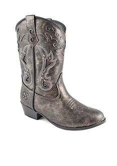 Jessica Simpson Starlet Western Boots - Girl Toddler/Youth Sizes