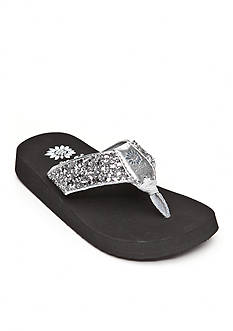 Yellow Box Carolina2 Glitter Sandal