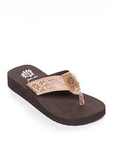 Yellow Box Benji 2 Flip Flop Sandal - Girl Toddler/Youth Sizes