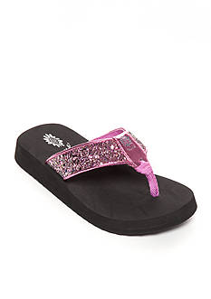 Yellow Box Carolina 2 Flip Flop Sandal - Girl Toddler/Youth Sizes