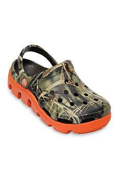 Crocs Duet Sport Realtree Clog - Boy Infant/Toddler/Youth