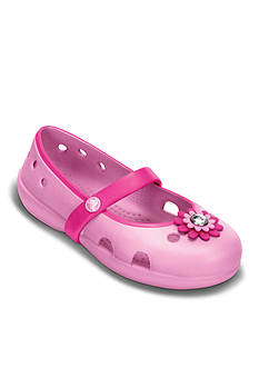 Crocs Keeley Charm Flat - Girl Infant/Toddler/Youth Sizes 4-13