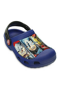Crocs Marvel® Avengers™ III Clog - Boy Infant/Toddler/Youth Sizes 4 - 1