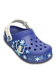 Crocs Frozen Clog Shoe - Infant/Toddler/Youth