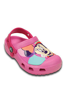 Crocs Minnie Colorblock Clog