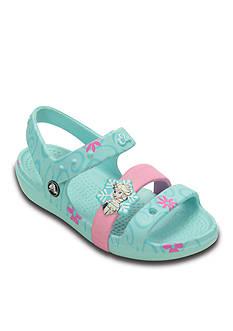Crocs Keeley Frozen Fever Sandal- Toddler/Youth