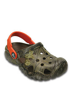 Crocs Swiftwater Real Tree Xtra Clog Kids