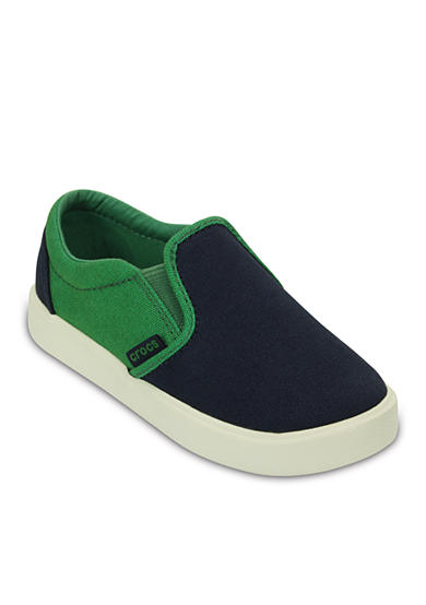 Crocs CitiLane Slip-on Sneaker - Toddler/Youth Sizes