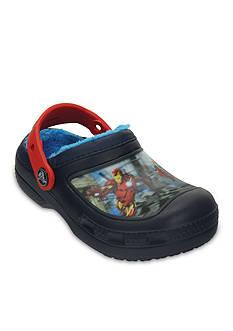 Crocs TD Marvel Lined Clog 6-3