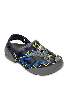 CrocsFunLab Batman Clog - Boys Toddler/Youth Sizes