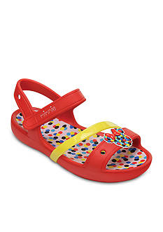 Crocs Lina Minnie Sandal - Girls Toddler/Youth Sizes