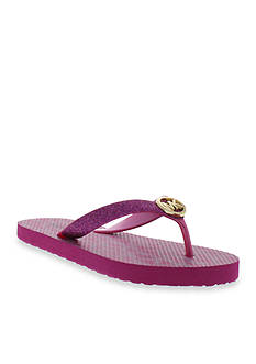 MICHAEL Michael Kors Endine Tara Flip Flop - Girls Toddler/Youth Sizes