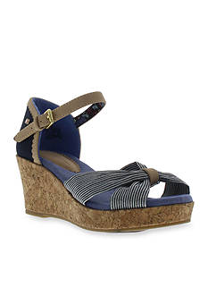 Tommy Hilfiger Anastasia Scallop Wedge Sandal - Girls Toddler/Youth Sizes