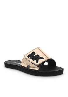 MICHAEL Michael Kors Ellie Slide Sandal - Girls Toddler/Youth Sizes