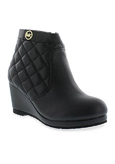 MICHAEL Michael Kors Cate Galy Wedge Booties - Youth Sizes Available