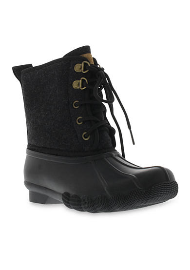 Tommy Hilfiger Duck Boot - Girl Youth Sizes