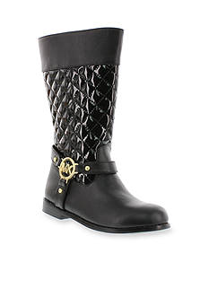MICHAEL Michael Kors Emma Quilted Boot - Girl Infant/Toddler/Youth Sizes 8 - 5