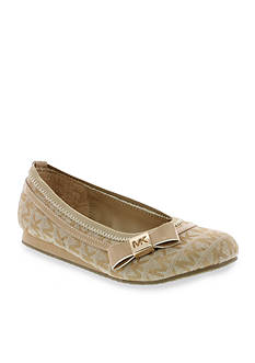 MICHAEL Michael Kors Lilly Ballet 14 Flat - Girl Youth Sizes 13 - 5 - Online Only