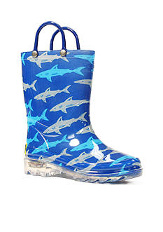 Western Chief Deep Sea Sharks Rain Boot