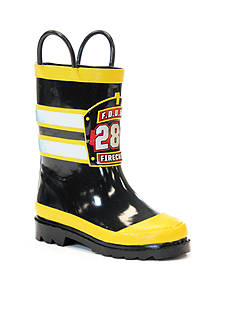 Western Chief Fire Cheif Rain Boot - Toddler/Youth Sizes