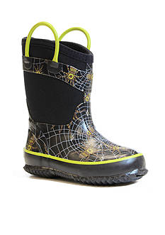 Western Chief Spider Prey Neoprene Rain Boot - Toddler/Youth Sizes
