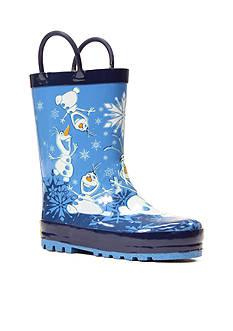 Western Chief Frozen Olaf Rain Boots