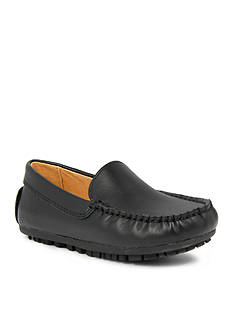 Umi Children's Shoes Saul Moccasin - Boy Infant/Toddler/Youth Sizes 8 - 3