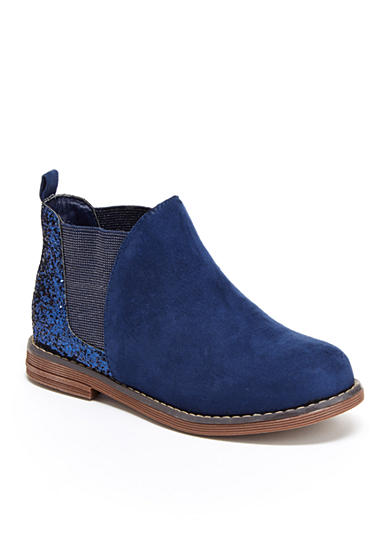 Hanna Andersson Brogan Booties- Toddler/Youth