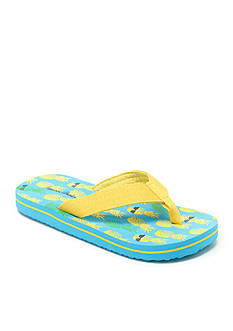 Hanna Andersson Liam Flip Flop - Boy Infant/Toddler/Youth Sizes 7 - 5 - Online Only
