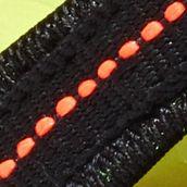 Kids Shoes: Sandals: Black /    Orange Jambu Piranha Sandal - Boy Infant Size 4 - 8 - Online Only