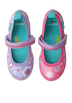 Chooze Dance Mary-Jane - Girl Infant Sizes 4 - 7 - Online Only