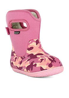 Bogs Camo Boot - Girl Infant/Toddler Sizes 4 - 10 - Online Only